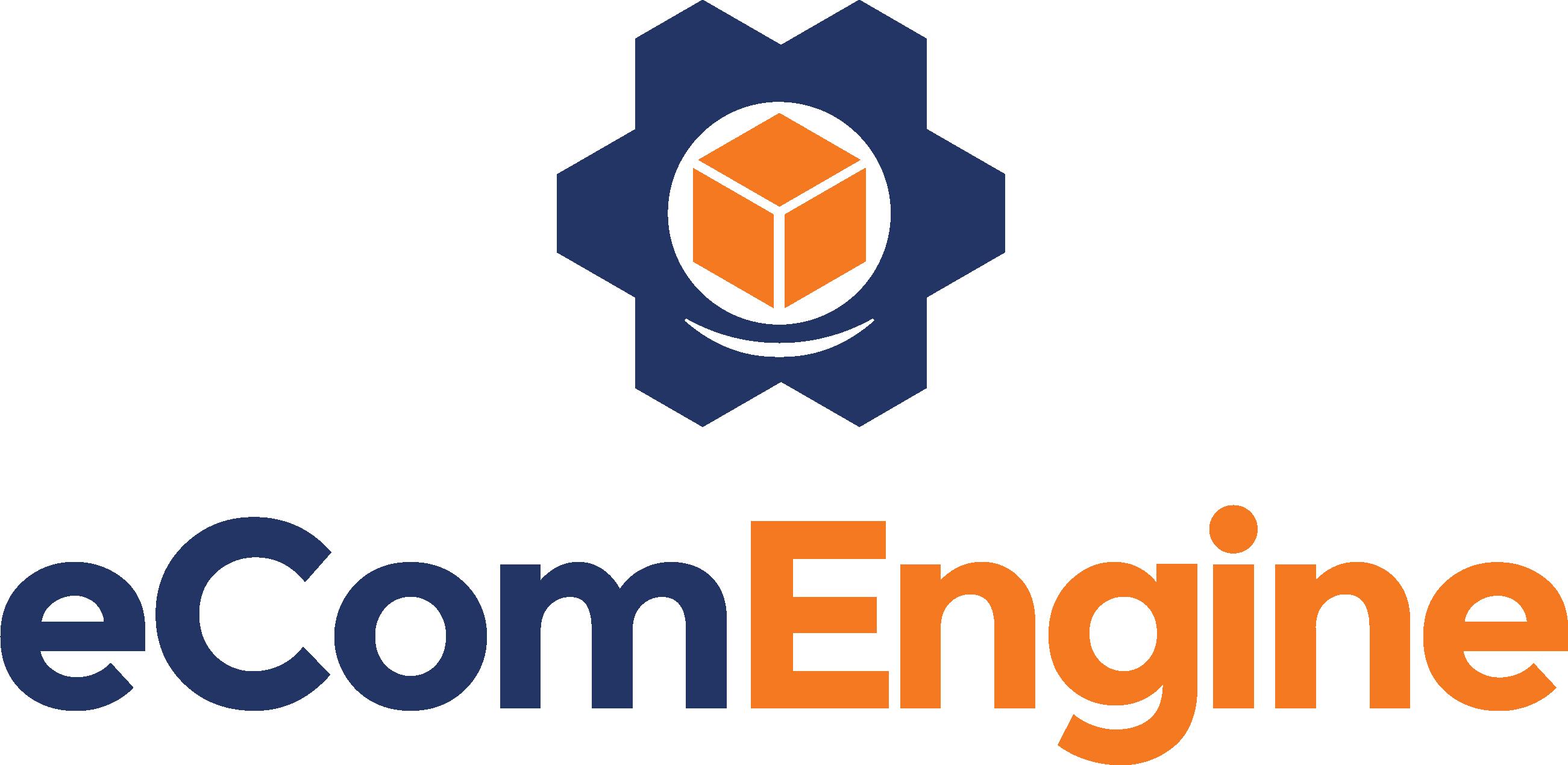 eComEngine logo. AVASK partner